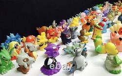 1990s Full 151 1st Generation Pokemon Bandai Figures Bundle vtg Lot Complete Set
