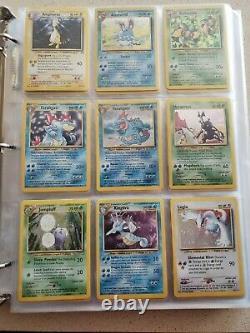 2000 Pokemon Neo Genesis Complete Set (111/111) Near Mint