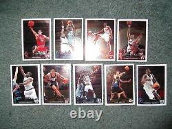 2003-04 TOPPS CHROME NEAR COMPLETE SET LOT, 101-Diff. WithSTARS, ROOKIES, NO LEBRON