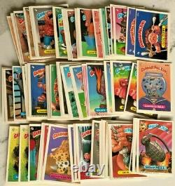 87 Topps Garbage Pail Kids Original 9th Series 9 Complete MINT Card Set GPK OS9