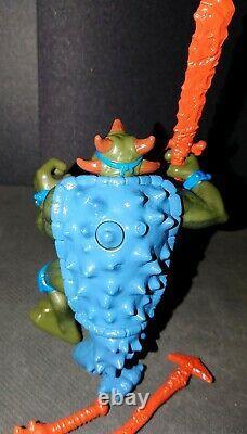 97 Playmates TMNT Teenage Mutant Ninja Turtles Dino SET COMPLETE RARE neca mint