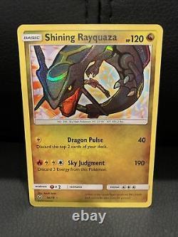 9x Pokemon Shining Legends Shining Lot (Complete Set) Lugia, Mew, etc NM
