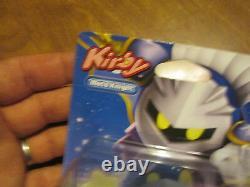 AMIIBO Meta Knight Waddle Dee King Dedede Kirby Series LOT SET 4 COMPLETE WII U