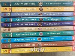 ANIMORPHS complete series 1-54 set Applegate 44 45 46 47 48 49 50 51 52 53 lot