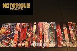 Amazing Spider-Man 1-32 Complete Comic Lot Run Set Marvel Slott Collection