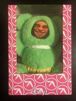Aphex Twin Donkey Rhubarb Teddy Bear Complete Set RARE MINT