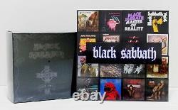 BLACK SABBATH Black Box The Complete BLACK SABBATH 1970-2017 box set lot + more