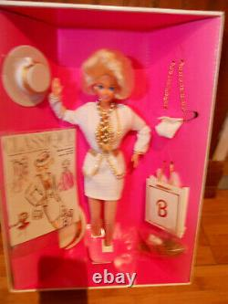 Barbie CLASSIQUE COLLECTION Complete Set of 9 1992 1998 Limited Edition Lot
