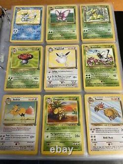 COMPLETE Pokemon Jungle Set 64/64 Rare Holo WOTC No Symbol Card Near Mint LP