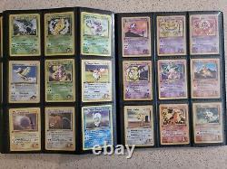 Complete (132/132) Pokemon Gym Challenge Set Cards Rare Mint Condition & 1st Ed