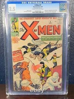 Complete Comic Series UNCANNY X-MEN 1-544 4 101 266 Lee Kirby Marvel CGC Set Lot