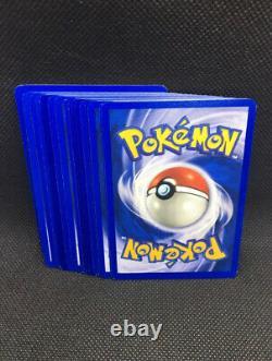 Complete Pokémon Neo Genesis Set Common/UC Cards NM-Mint WOTC Vintage Original