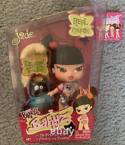Complete Set Bratz Babyz 6 Dolls Jade Yasmin Chloe Sasha Lot