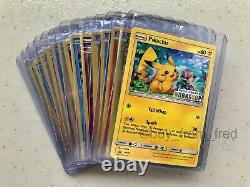 Complete Set Build a Bear Pokemon 14 Cards SEALED NEW
