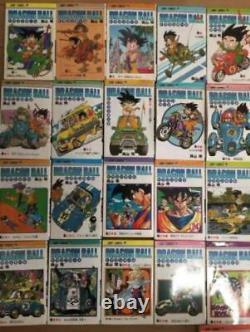 Dragon Ball Manga Japanese Original Complete Lot Full Set Vol. 1-42 Comic JUMP