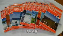 Explorer Complete Set 400+ Great Britan Job Lot Bundle Ordnance Survey Maps Os
