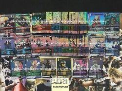 Final Fantasy TCG Lot Complete Foil Set Opus 1 2 3 4 5 6 7 8 9 10 11 12 BV=$4553