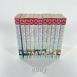 Fruits Basket Near Complete Series Set Manga Comic Book Lot Vol 1-11 English OOP