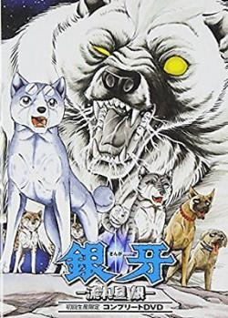 Ginga Nagareboshi Gin Takahashi Yoshihiro Japan Anime Complet DVD 4 Set Mint