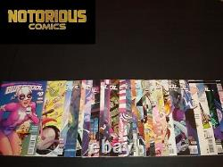 Gwenpool 0 1-25 Complete Comic Lot Run Set Marvel Collection 1st Prints