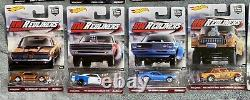 Hot Wheels Lot of 30 Various Car Culture Premium Cars Some complete sets