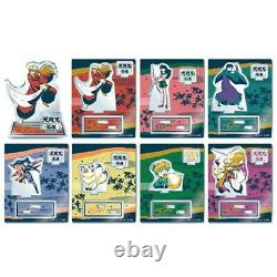 Inuyasha Cafe Acrylic Stand All Complete set Lot Japan Original Limited anime