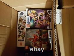 Lego Marvel Super Heroes 100% complete collection job lot bundle of 93 sets