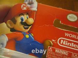 Lot World Of Nintendo New Super Mario Bros 2 Micro Land Gold Series Set Complete