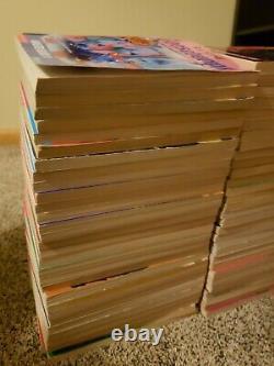 Lot vintage 62 R. L. Stine Goosebumps books set full complete monster blood iv