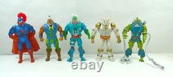 MOTUC, Figures Lot, Masters of the Universe Classics, He-Man, set, complete