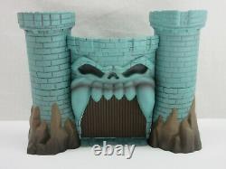 MOTU, MINIS, FIGURE LOT, Complete Set, Masters of the Universe, Castle, He Man