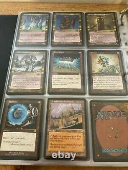 MTG Complete Full Set Of Scourge Near Mint Condition 2003 Magic The Gathering