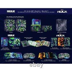 Marvel INFINITY SAGA 4K 24 STEELBOOK set lot MCU BRAND NEW, SEALED, COMPLETE