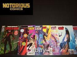 Miles Morales Spider-Man 1 2 3 4 5 6 7 8 9 Complete Comic Lot Run Set Marvel