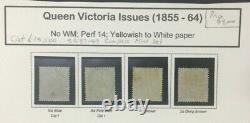 Momen India Sg #37-49 1855-64 Complete Set Mint Og H £15,500 Lot #61339
