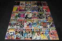 Moon Knight 1 38 Vf Complete Sets 48 Comics Werewolf By Night Marvel Lot 32 33