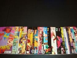 Ms Marvel 1-38 Complete Kamala Khan Comic Lot Run Set Marvel Collection