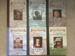 My Name is America (Dear America books) Complete Series 1-19 Set hardback lot