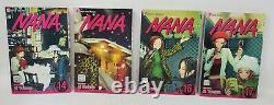 Nana Ai Yazawa Complete Set Manga Book Lot of 21 English Vol 1-21 RARE