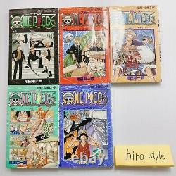 ONE PIECE Vol. 1-99 Manga Comic Complete Lot Set Eiichiro Oda Japanese