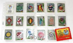 Panini EM EC EURO 2000 00 KOMPLETTSATZ COMPLETE STICKER SET all 358 MINT