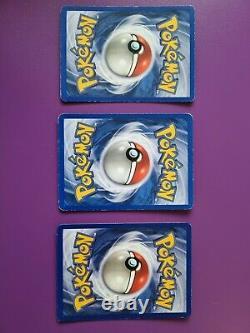 Pokemon Base Set Complete 102/102 (EX-MINT)