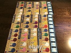 Pokemon Card Japanese Jumbo Carddass Complete Set Part 2 12/12 Bandai Promo Mint