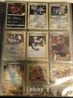Pokemon Celebrations Complete Master Set Pack Fresh 50 Cards + 8 Promos Mint