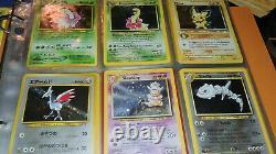 Pokemon Complete Neo Genesis Set 111/111 32 1st editions Near Mint