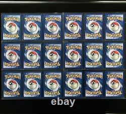 Pokemon GYM HEROES Set COMPLETE Uncommon Common Non Holo Cards /132 Lot NM WOTC