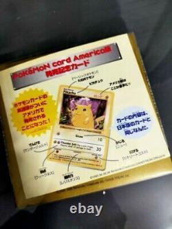 Pokemon Pikachu Cd Promo Complete Set Mint Charizard, Venasaur & Blastoise