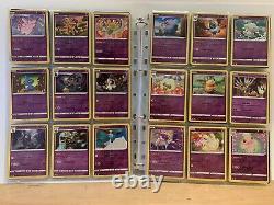 Pokemon Vivid Voltage 100% Complete Master Set Mint