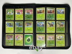Pokemon Vivid Voltage Complete Master Set 345/345 Cards Rainbow Pikachu Mint