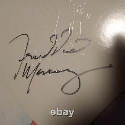 Queen The Complete Works LP VInyl Boxset near mint mit Autogrammen signed 1986
